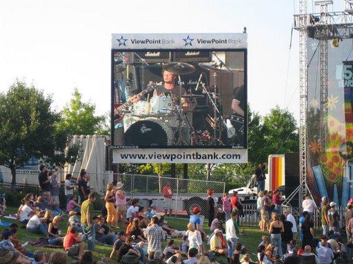 Music Festival 17x23