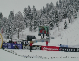 Park City World Cup of Ski Jumping
