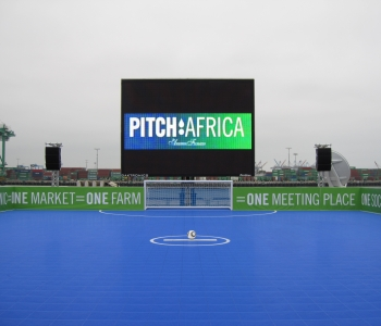 Pitch Africa 17x23